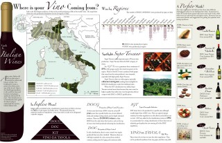 Map O' The Day #38 – Where Is Your Vino Coming From?