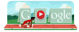 Olympics Google Doodle – Day 11