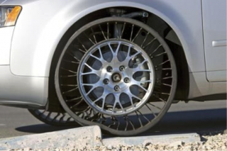 Finally, Airless Tires