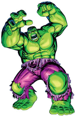 What would it cost to be the Hulk today?
