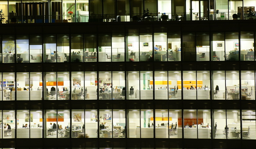 5 Tricks to Create Privacy in an Open Office